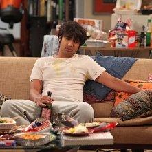 The Big Bang Theory: Kunal Nayyar nell'episodio The Monster Isolation