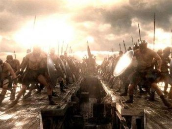 300: Rise of an Empire - La prima immagine del film