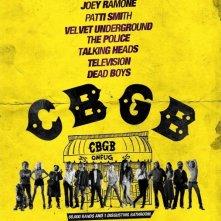 CBGB: Final poster
