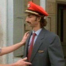 Fabio Frisenda in una scena del film Solino