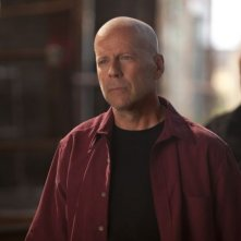 Fire with Fire: Bruce Willis in una scena del film