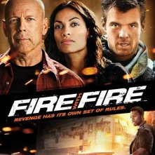 Fire with Fire: il poster del film