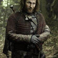 Il trono di spade: Paul Kaye è Thoros di Myr nell'episodio Dark Wings, Dark Words