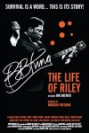 BB King: The Life of Riley, la locandina del documentario sul leggendario bluesman