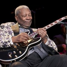 BB King: The Life of Riley, una scena del documentario diretto da Jon Brewer sul grande chitarrista blues viventi