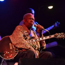 BB King: The Life of Riley, una scena del documentario sul grande bluesman Riley Ben King detto B.B.