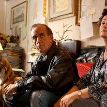 Benur: Nicola Pistoia insieme a Teresa Del Vecchio in una scena del film