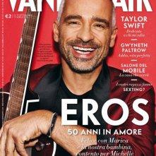 Eros Ramazzotti sulla copertina di Vanity Fair Italia (aprile 2013)