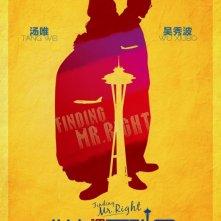 Finding Mr. Right: la locandina del film