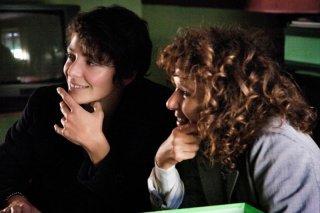 Miele: Jasmine Trinca con la regista del film Valeria Golino sul set del film