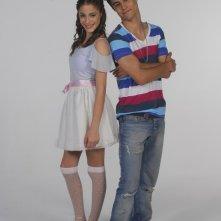 Violetta: Martina Stoessel e Pablo Espinosa in una immagine promozionale della serie tv