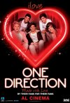 I Love One Direction: la locandina italiana del film