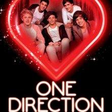 I Love One Direction: la locandina italiana del film