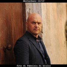 Il commissario Montalbano: Luca Zingaretti in una scena dell'episodio Il gioco degli specchi