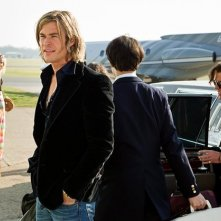 Rush: Chris Hemsworth in un'immagine del film