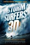 Storm Surfers 3D: la locandina del film