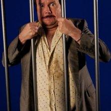 Torrente - Il braccio idiota della legge: il regista e protagonista Santiago Segura in una divertente immagine promozionale