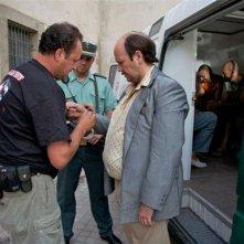 Torrente - Il braccio idiota della legge: il regista e protagonista Santiago Segura sul set