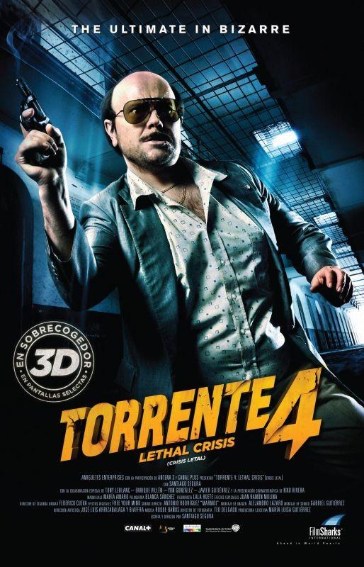 Torrente Il Braccio Idiota Della Legge La Locandina Del Film 271399