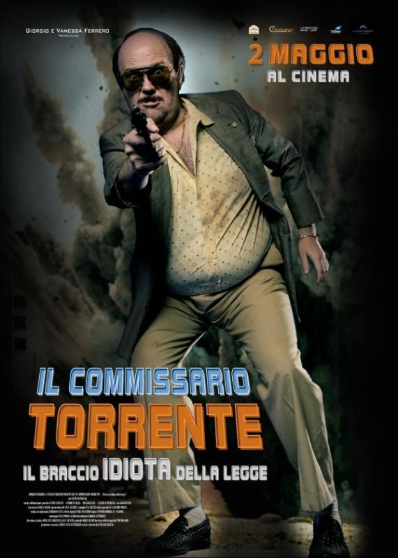 Torrente Il Braccio Idiota Della Legge La Locandina Italiana Del Film 271400