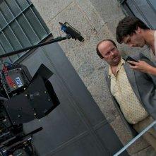 Torrente - Il braccio idiota della legge: Santiago Segura e Yon González sul set del film