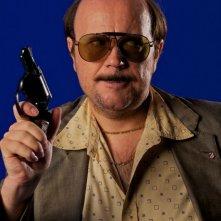 Torrente - Il braccio idiota della legge: una divertente immagine del regista e protagonista Santiago Segura