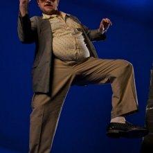 Torrente - Il braccio idiota della legge: una divertente immagine promozionale del regista e protagonista Santiago Segura