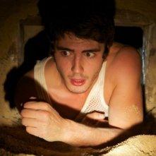 Torrente - Il braccio idiota della legge: Yon González in una scena del film