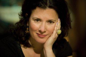 Un primo piano di Julie Gardner, produttrice di Da Vinci's Demons
