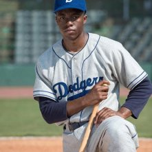 Chadwick Bosemannel film 42, dramma sportivo del 2013