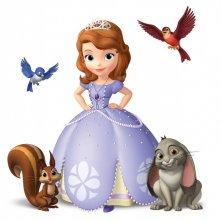La locandina di Sofia La Principessa