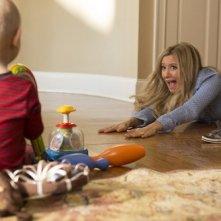 Scary Movie 5: Ashley Tisdale in una scena del film comico