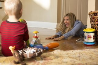 Scary Movie 5: Ashley Tisdale in una scena del film comico