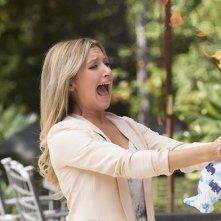 Scary Movie 5: Ashley Tisdale in una scena 'infuocata' del film