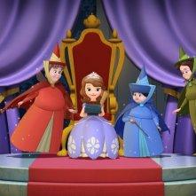 Sofia La Principessa: un'immagine tratta dalla serie Disney Junior