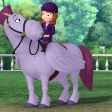 Sofia La Principessa: un momento della serie Disney Junior