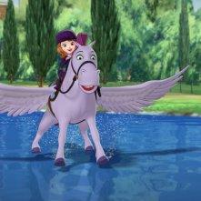 Sofia La Principessa: una scena della serie animata Disney Junior