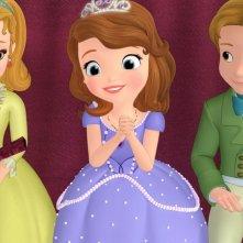 Sofia La Principessa: una scena della serie Disney Junior