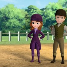 Sofia La Principessa: una scena tratta dalla serie Disney