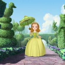 Sofia La Principessa: una scena tratta dalla serie Disney Junior