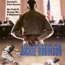 The Court-Martial of Jackie Robinson: la locandina del film