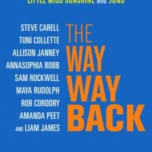 The Way, Way Back: la locandina del film