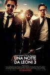 Una notte da leoni 3: la locandina italiana del film
