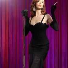 Una sensuale Delphine Rollin in Blanche nuit
