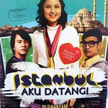 Istanbul Here I Come: la locandina del film