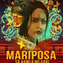 Mariposa in the Cage of the Night: la locandina del film
