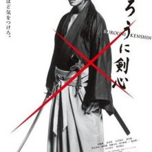Rurouni Kenshin: la locandina del film