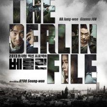 The Berlin File: la locandina del film