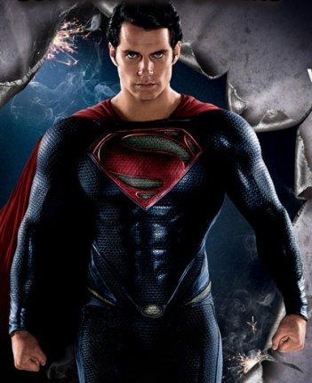 Una nuova immagine di Henry Cavill nei panni di Superman in L'uomo d'acciaio