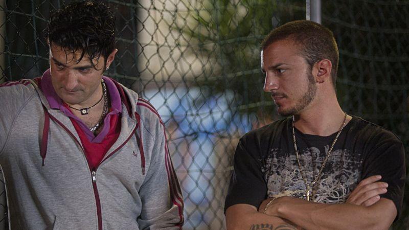 Il Futuro Alessandro Giallocosta Con Nicolas Vaporidis In Una Scena 271877